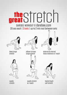 The Great Stretch Workout