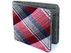 Prix-Prix makes wallets from recycled neckties and suits.