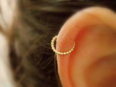 Gefälschte Nase  Fake-Piercing  Ring nicht von sofisjewelryshop