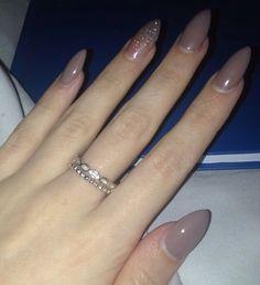 Christmas nails 2015 Nails 2015, Almond Nails, Christmas Nails, Christmas Manicure, Xmas Nails, Almond Shape Nails