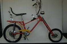 The bike that started it all for GIOS: the Easy Rider. Click for more pics.