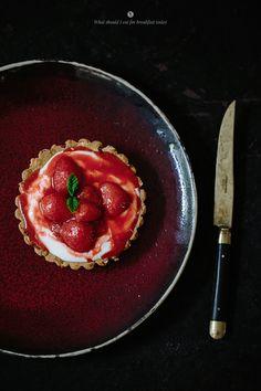 Strawberry lemon tart / Marta Greber