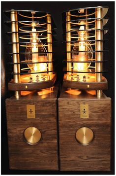 Etheraudio Abbssolute Intuition tube amplifiers