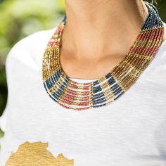 Necklace by Bijou Brigitte