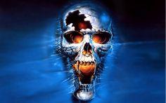 Fantasy Art Skull Hd Wallpaper  #Art #Fantasy #Hd #Skull #Wallpaper