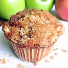 Apple Muffins: King Arthur Flour