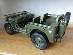 1/6 Scale Dragon Willys Jeep