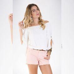 Maravilhoso ! sim ou não!!   Short Jeans Colorido  COMPRE AGORA!  http://imaginariodamulher.com.br/produto/short-jeans-colorido-16/ #comprinhas#modafeminina#modafashion#tendencia#modaonline#moda#instamoda#lookfashion#blogdemoda#imaginariodamulher