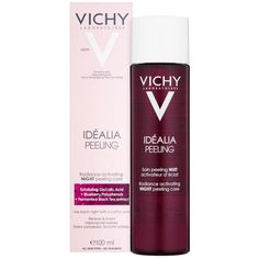 Buy Vichy Idealia Peeling 100ml , luxury skincare, hair care, makeup and beauty products at Lookfantastic.com with Free Delivery.