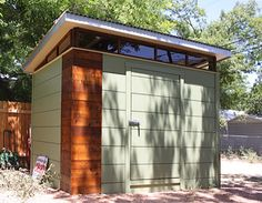 9 Sources For Midcentury Modern Sheds Prefab Diy Kits And Modern Garden Shed Kits - Dixie Furniture Garden Shed Kits, Diy Shed Kits, Diy Kits, Pool Shed, Backyard Sheds, Backyard Storage, Outdoor Storage, Midcentury Modern, Prefab Shed Kits