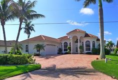 Villa Magnifico - lovely rental - vacation rental in Cape Coral, Florida. View more: #CapeCoralFloridaVacationRentals