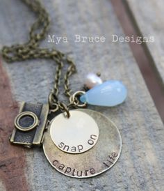 NEW antique gold with a vintage vibe... Capture by MyaBruceDesigns, $36.00