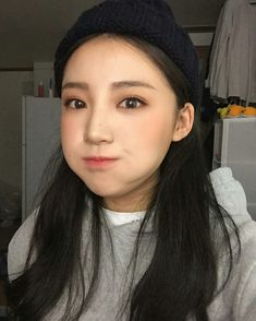 Guys And Girls, Cute Girls, What A Girl Is, Asian Makeup, Korean Makeup, Uzzlang Girl, Cute Korean Girl, Tumblr Girls, Best Face Products