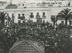 Plaza de las Monjas.