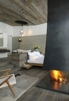 The Weisergut, a new boutique hotel in the ski resort of Salzburg, Austria.