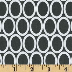 Remix Dots Grey from @fabricdotcom  Designed by Ann Kelle for Robert Kaufman, this cotton print fabric is perfect for quilting, apparel and home décor accents. Colors include grey and white.