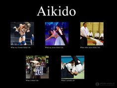 aikido, it's not what you think