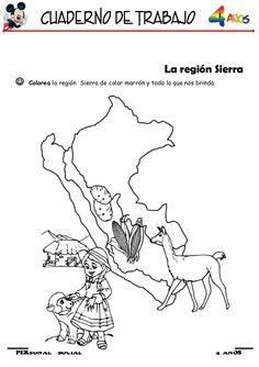 Hispanic Heritage, Diagram, School, Cute, Sierra, Stickers, World, Home Decor, Socialism