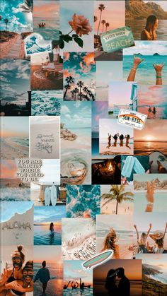 beachy tumblr wallpaper