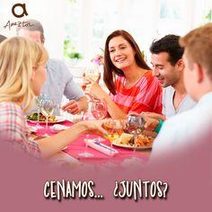 Cenamos...¿Juntos? #MomentosAmeztoi