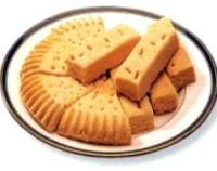 This is the real thing, it can't be made in a factory. Using the fine semolina gives the shortbread a wonderful crunchy texture, and the fla...