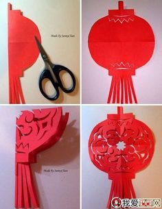 Trendy Paper Art For Kids Chinese New Years 57 Ideas Chinese New Year Crafts For Kids, Chinese New Year Activities, Chinese New Year Party, Chinese Theme, Chinese New Year Decorations, Chinese Crafts, New Years Decorations, Art For Kids, New Year's Crafts