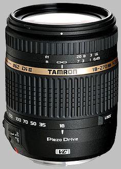 Tamron 18-270mm Di II VC PZD Tested | SLRGear.com