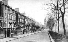 East Dulwich Road.