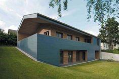 Wohnhaus Meyer-Kriechbaum; Architektur: Matthias Langmayr / Spittelwiese Architekten; Foto: © Christian Schepe