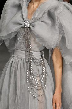 gorgeous grey gown