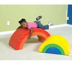 Childrens Factory Rainbow Arch Trio 3 Piece Set