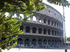 El Coliseo (Il Colosseo) Anfiteatro Flavio