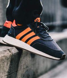 buy online 75cb4 dd663 adidas I-5923 (navy   orange)   43einhalb Sneaker Store Mädchen Turnschuhe,