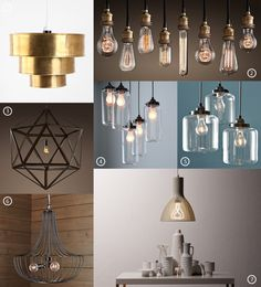 industrial lighting for the win.