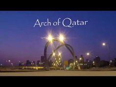 Arch of Qatar Timelapse