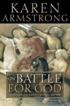"""Karen Armstrong Part II: Religious Fundamentalism and """"The Battle for God"""" Love Reading, Reading Lists, Bible Belt, Self Described, Religion And Politics, World Religions, Planet Of The Apes, Any Book, Nonfiction"""