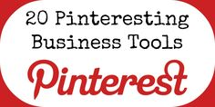 20 Pinteresting Business Tools