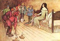 Snow White Warwick Gobel