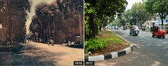 Compare Jakarta Then and Now - Indonesia Real Time - WSJ