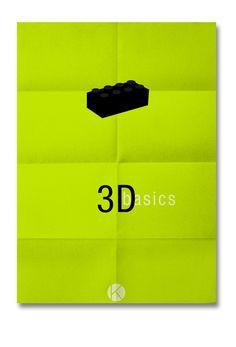 3D poster by Kohta Creative Studio