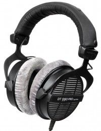 Beyerdynamic DT 990 Open Back Headphones http://ehomerecordingstudio.com/open-back-studio-headphones/