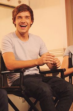 Liam Payne is the most adorable boy in the world, which includes having Josh Hutcherson and Jack and Finn Harries