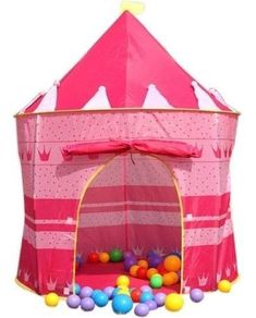 42b51a44d0c Hot Portable Children Kids Folding Play Tent Princess Castle Outdoor Cubby  House - with a narcissist discount
