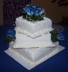Wedding cake - delicious!