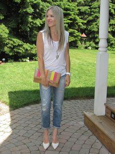 The boyfriend jean! http://sincerelymissashley.blogspot.ca