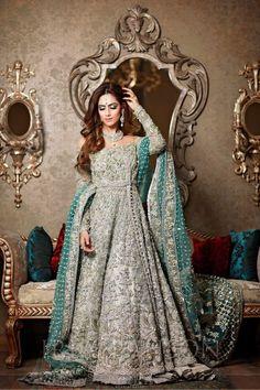 Latest Beautiful Walima Bridal Dresses Collection for Weddings Asian Bridal Dresses, Asian Wedding Dress, Pakistani Wedding Outfits, Pakistani Bridal Dresses, Pakistani Wedding Dresses, Pakistani Dress Design, Bridal Outfits, Bridal Lehenga, Walima Dress