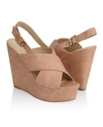 Available @ TrendTrunk.com Forever 21 Heels. By Forever 21. Only $20.00!
