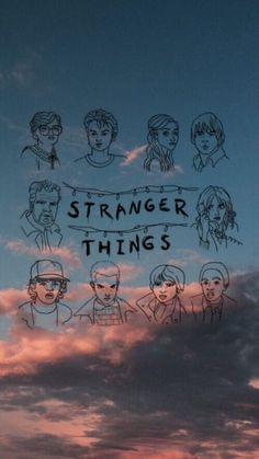 Stranger Things Tumblr, Stranger Things Quote, Stranger Things Season 3, Stranger Things Aesthetic, Eleven Stranger Things, Stranger Things Netflix, Jonathan Stranger Things, Hopper Stranger Things, Tumblr Wallpaper