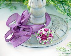 Jewellery: Pendant Kingdom of flowers - AVAILABLE - Fito Art
