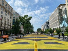 D.C. mayor has 'Black Lives Matter' painted on street leading to White House House Jokes, Muriel Bowser, Lafayette Square, Federal Law Enforcement, Policy Change, Street View, City, Pictures, Photos